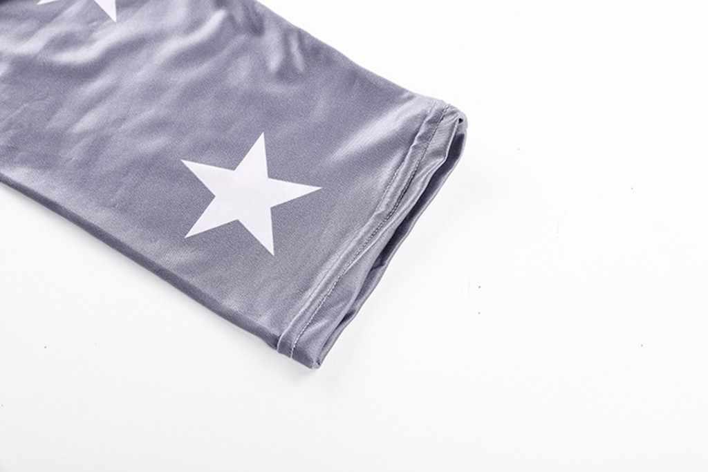 MUQGEW/Одежда для маленьких мальчиков и девочек; женские брюки для беременных с принтом звезд и высокой талией; Леггинсы для беременных