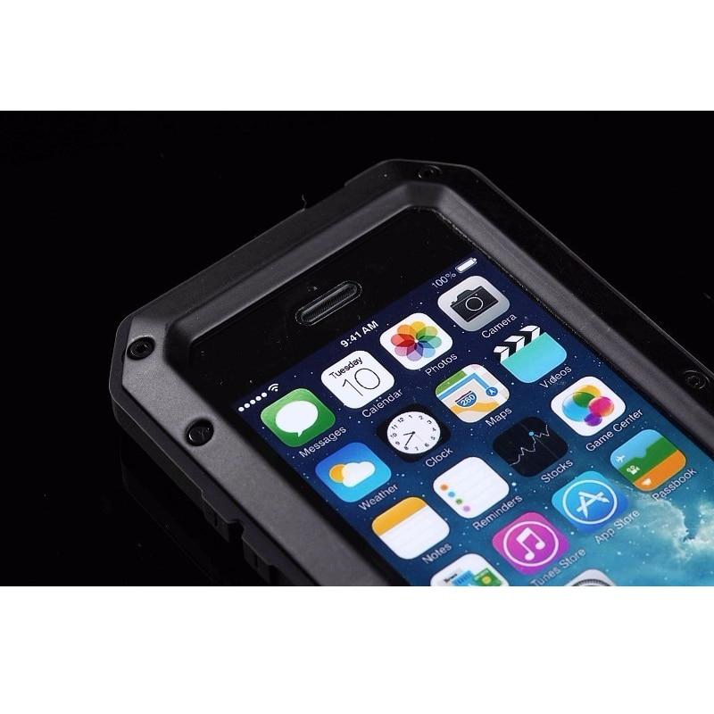 Funda impermeable para iphone 7 Funda Doom Armor Fundas de teléfono - Accesorios y repuestos para celulares - foto 6