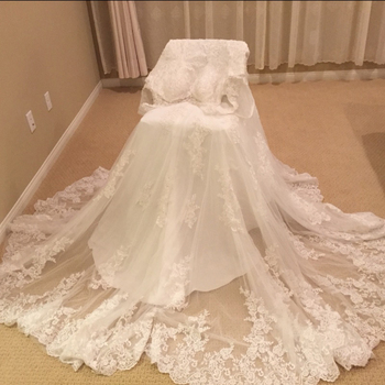 DSW033 vestido de noiva Cheap Luxury Mermaid Wedding Dress Gowns Sexy V Neck Vintage Custom Made Lace Wedding Dresses 2017