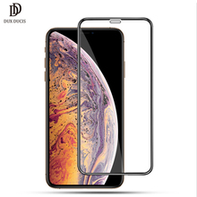 Dux Ducis Full Cover Tempered Glass For Iphone Xs Max 3d Screen Protector Xr On X S Protective Film