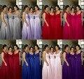 Wholesale Stock Full Length bridesmaid dress brides maid dress Dress Size 4 6 8 10 12 14 16