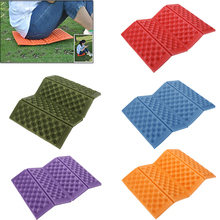 Portable Folding Foldable Foam Outdoor Camping Mat Seat Foam XPE Waterproof Chair Cushion Picnic Mat Pad 6 Colors