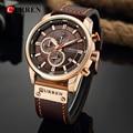 CURREN Fashion Datum Quarz Männer Uhren Top-marke Luxus Männlichen Uhr Chronograph Sport Herren Armbanduhr Hodinky Relogio Masculino