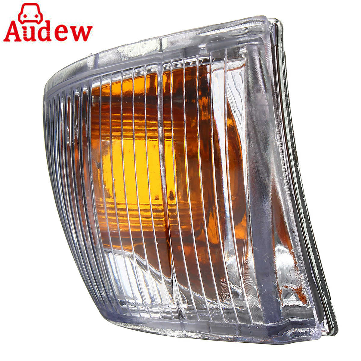 1Pcs Car Side Light Wing irror Indicator Repeater  Lens Lamp Right/Left Side N/S For Iveco Daily 06-11 the original saic iveco hongyan jie lion iveco flag changtour version 1 24 tractor truck model