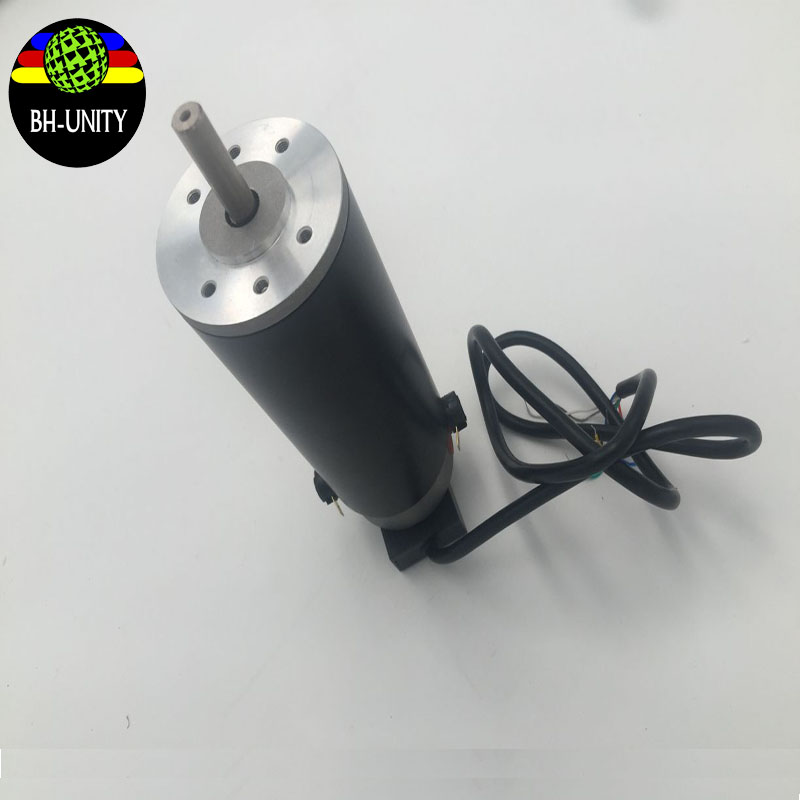 Hot sale leadshine servo motor DCM50207D-1000 for infiniti allwin wit color large solvent printer part leadshine gongzheng gzc3212dp gzcs3206 3208ds printer dc servo motor drive dcs810