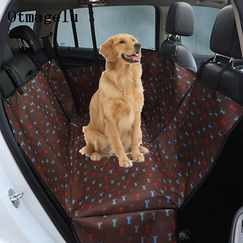Remarkable Us 32 87 43 Off Pet Car Rear Seat Covers For Big Dogs Waterproof Bench Seat Car Interior Travel Accessories Dog Carriers Car Seat Covers Pet Mat In Caraccident5 Cool Chair Designs And Ideas Caraccident5Info