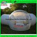 3 м Главная Комната + 3 м Прикрепить Номер + 2 М Вход открытый кемпинга шатер пузыря, ясно, надувные газон Купольная палатка