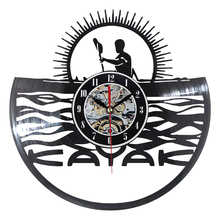 CD Vinyl Record Wall Clock Cool  Shape Wall Watch Home Decor