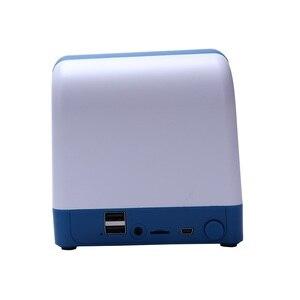 Image 5 - Powkiddy A8 Ретро аркадная консоль игровая машина встроенный 3000 классические игры геймпад управление AV Out 4,3 дюймов Scree