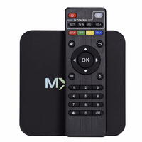 Nueva S905X MXQ Android 6 0 Android TV Box Quad Core DDR3 1G HDMI 2 0