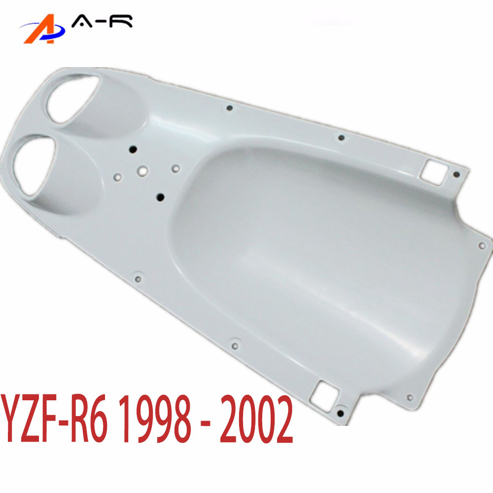 Rear Tail Section Fairing Cover Guard Protector For <font><b>Yamaha</b></font> YZF <font><b>R6</b></font> YZFR6 YZF-<font><b>R6</b></font> 1998 - 2002 2001 <font><b>2000</b></font> 1999 behind cover Fairings image