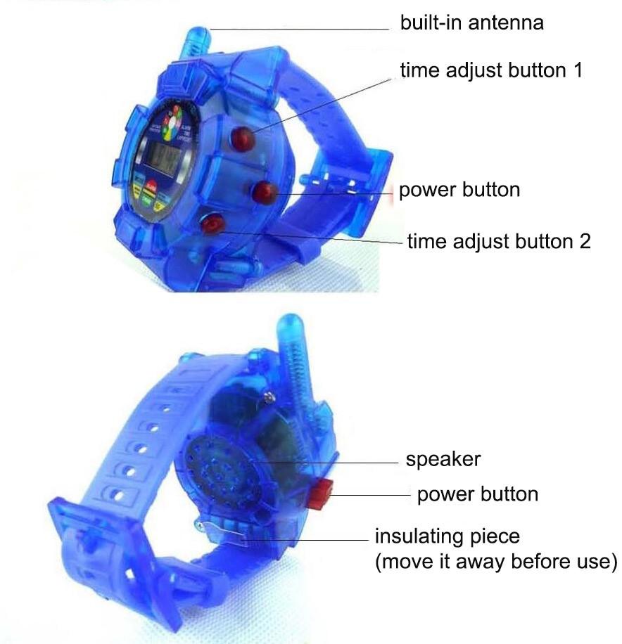 walkie talkie TS005-5