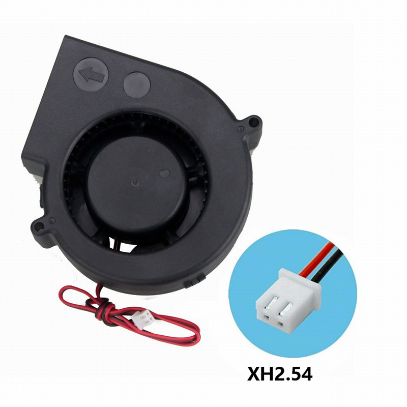 20pcs lot GDT DC 12V 2P Air 97 97x33mm 9733 Turbine Cooler 9733 Cooling Blower Fan in Fans Cooling from Computer Office