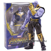 Tamashii Nations SHFiguarts Avengers: Infinity War Thanos Action Figure Collectible Model Toy