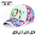 2016 New arrival baseball hat  Korean version cowboys baseball cap for male and female lovers outdoor sunshade hats B-1660