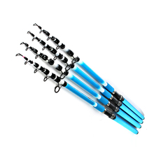 Wholesale prices FISH KING Hot Fiber Glass Fishing Rod 3.0M 3.3M 3.5M 3.9M 4.2M 5 Sections Telescopic Fishing Pole Carp Feeder Spinning Rod