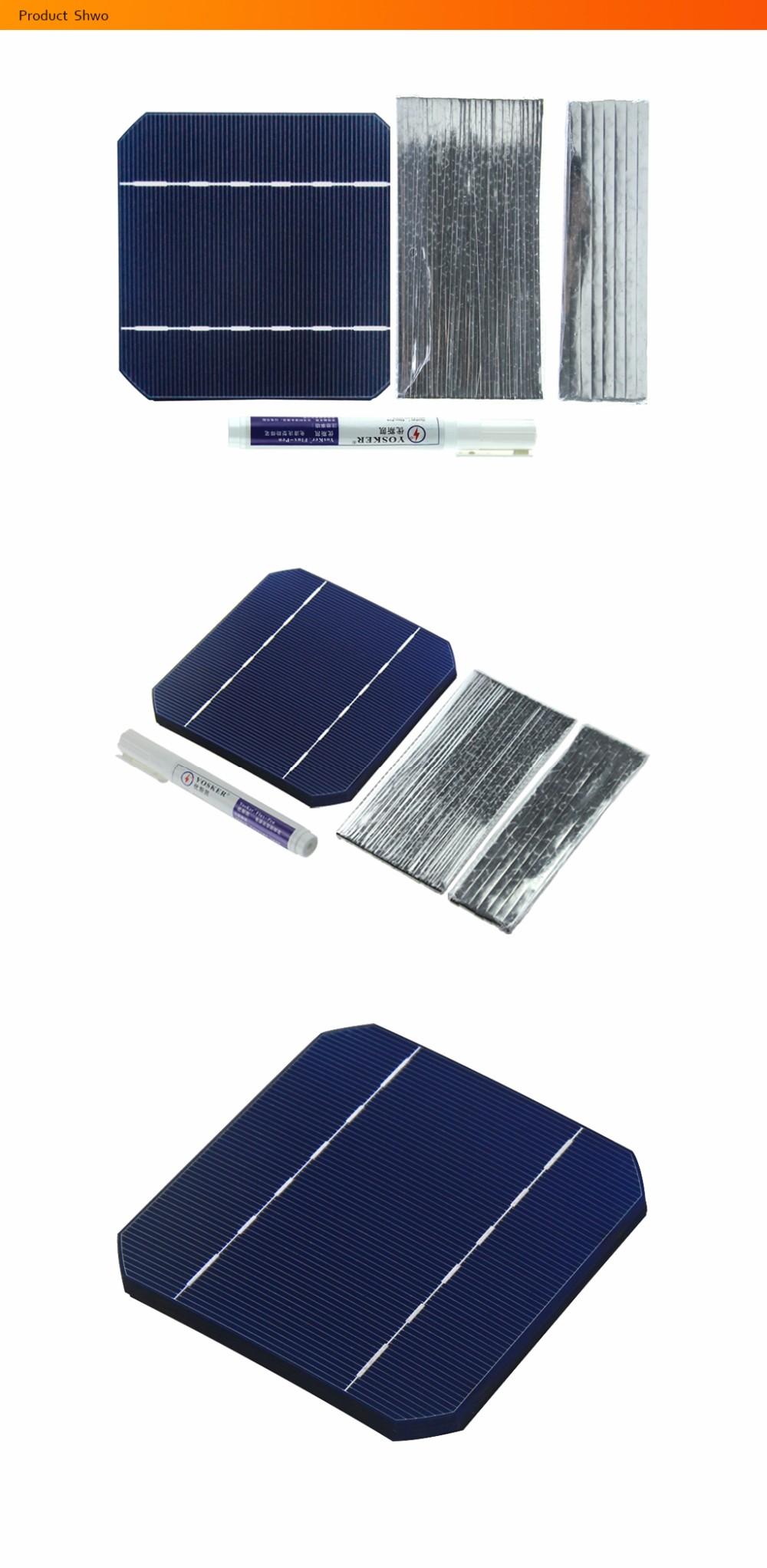 Solar cell kit1