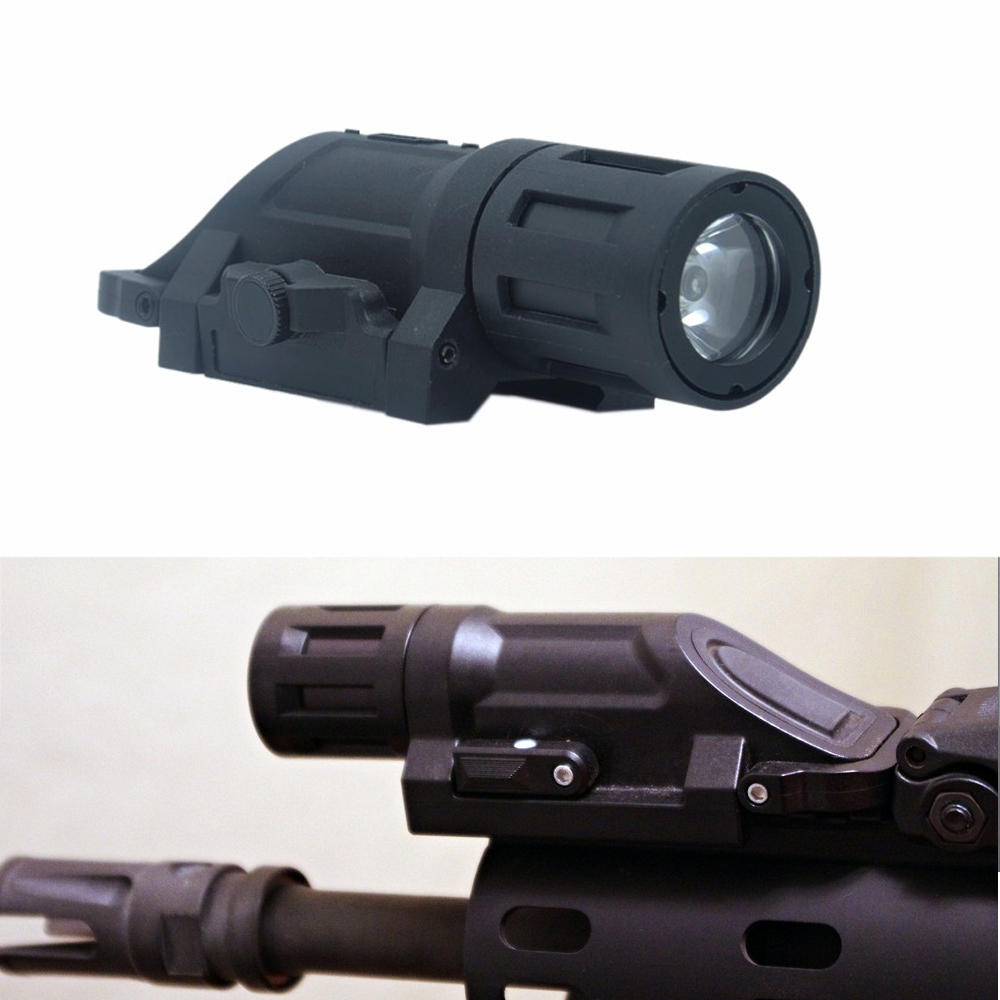 WIPSON Mounted Flash Light WML wml Tactical Light  Flashlight ...