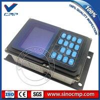 PC400-7 Monitor de excavadora panel 7835-12-4000 para Komatsu