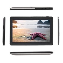 Original iRULU X1 eXpro 7 » Tablet PC Andriod 4.4 Quad Core Tablet Dual Camerals support Wifi 8G ROM Cheaper