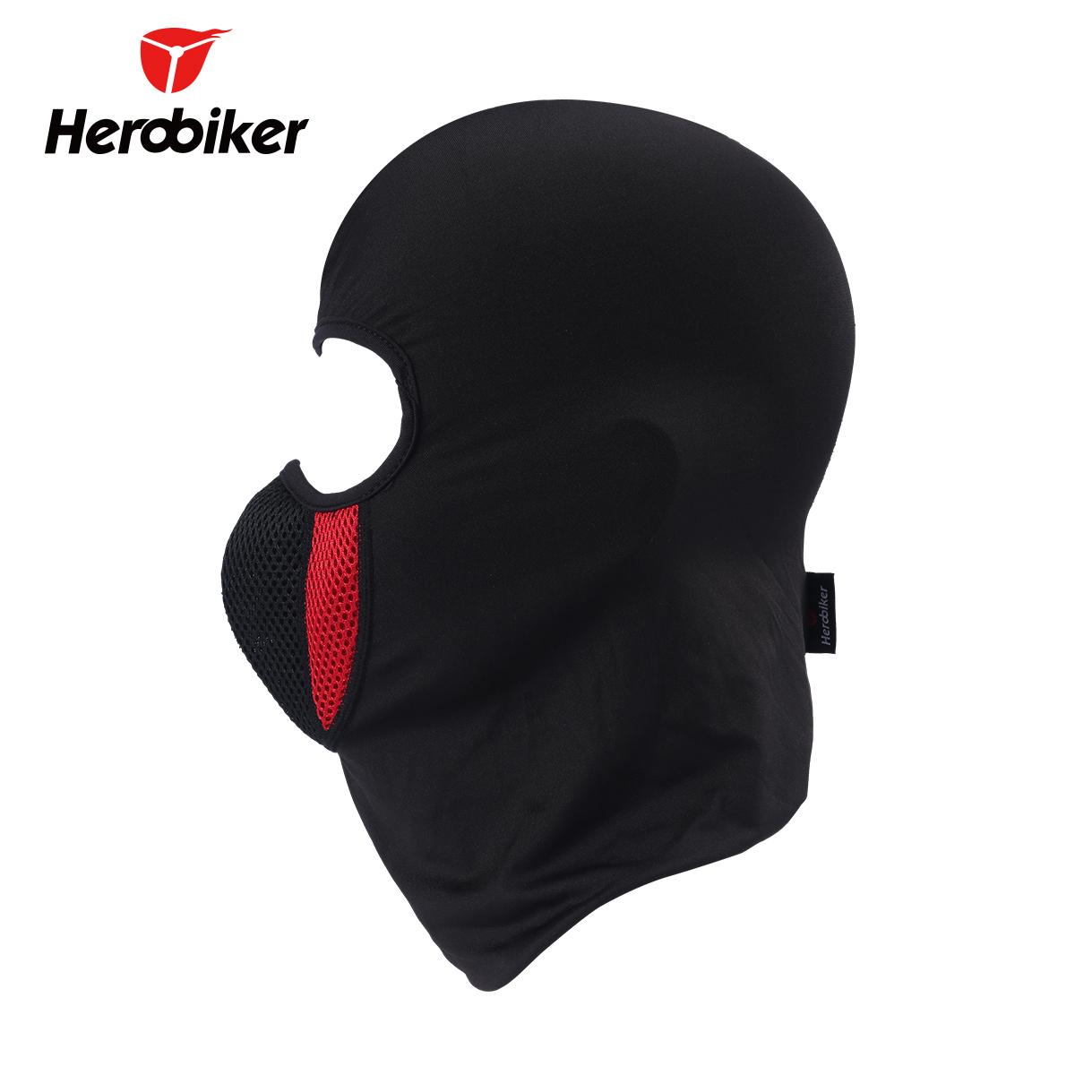 HEROBIKER Maska për Fytyrën me Motoçiklistë për Mëmë të Pro - Aksesorë e pjesë për motoçikleta - Foto 3