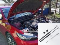 For Mazda 6 Atenza 2014 2016 2017 2019 Car Front Hood Engine Cover Hydraulic Rod Strut Spring Shock Bars Bracket Car styling