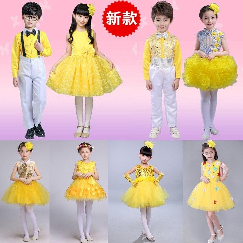 font-b-ballet-b-font-costume-chorus-wear-sarong-dress-girl-princess-puff-font-b-ballet-b-font-skirt-boy-costume-yellow-performance-costume