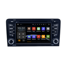 Android 5.1.1 Lollipop  for Audi A3 (2003-2013) Audi S3 (2003-2011) 7 Inch Car DVD stereo radio WIFI BTsupport OBD review camera