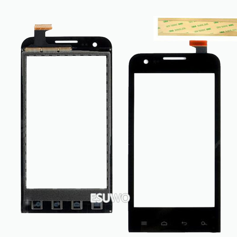 4.0 inch Touch Screen Digitizer For Prestigio MultiPhone PAP4040 PAP 4040 DUO Touch Screen Panel Sensor Touchscreen Front Glass
