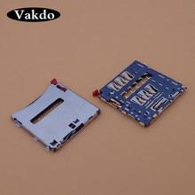 1-2 шт. лоток для sim-карт для Sony xperia Z1 mini M51W D5503 Z1 L39h, слот для Sim-карты для Sony Z1 Compact, держатель для Sim-карт, запасные части