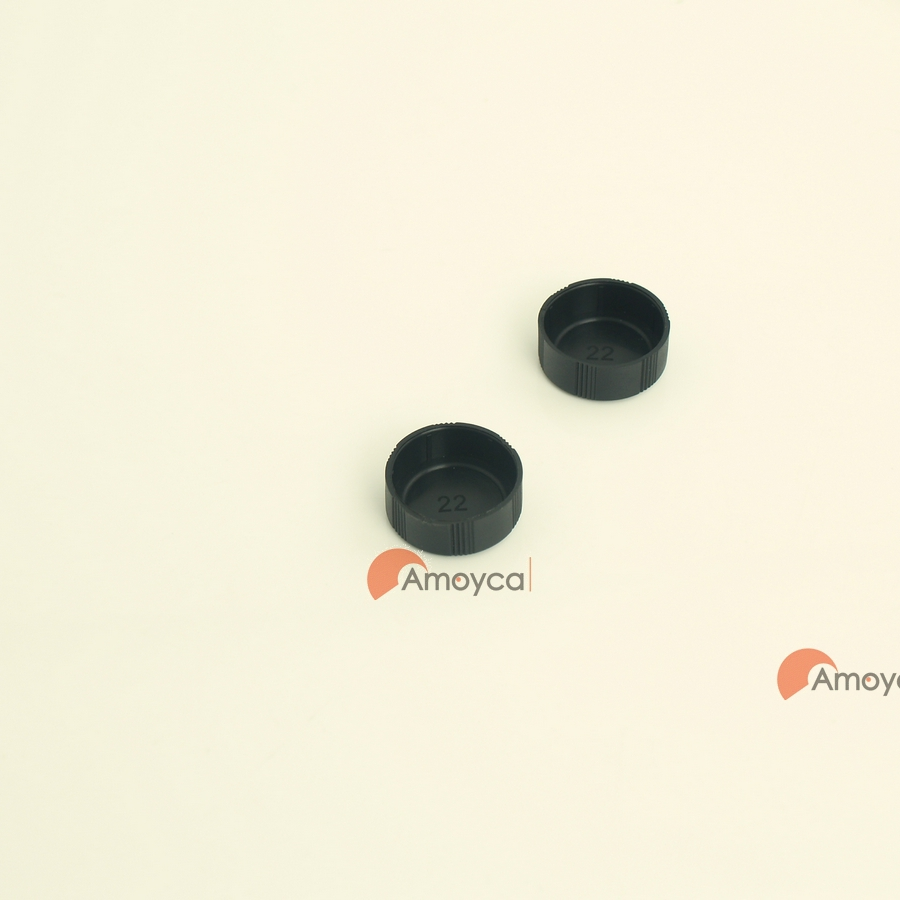 M22 22mm Caps lens covers for CCTV lens and small Optica device Objective M12 lens S