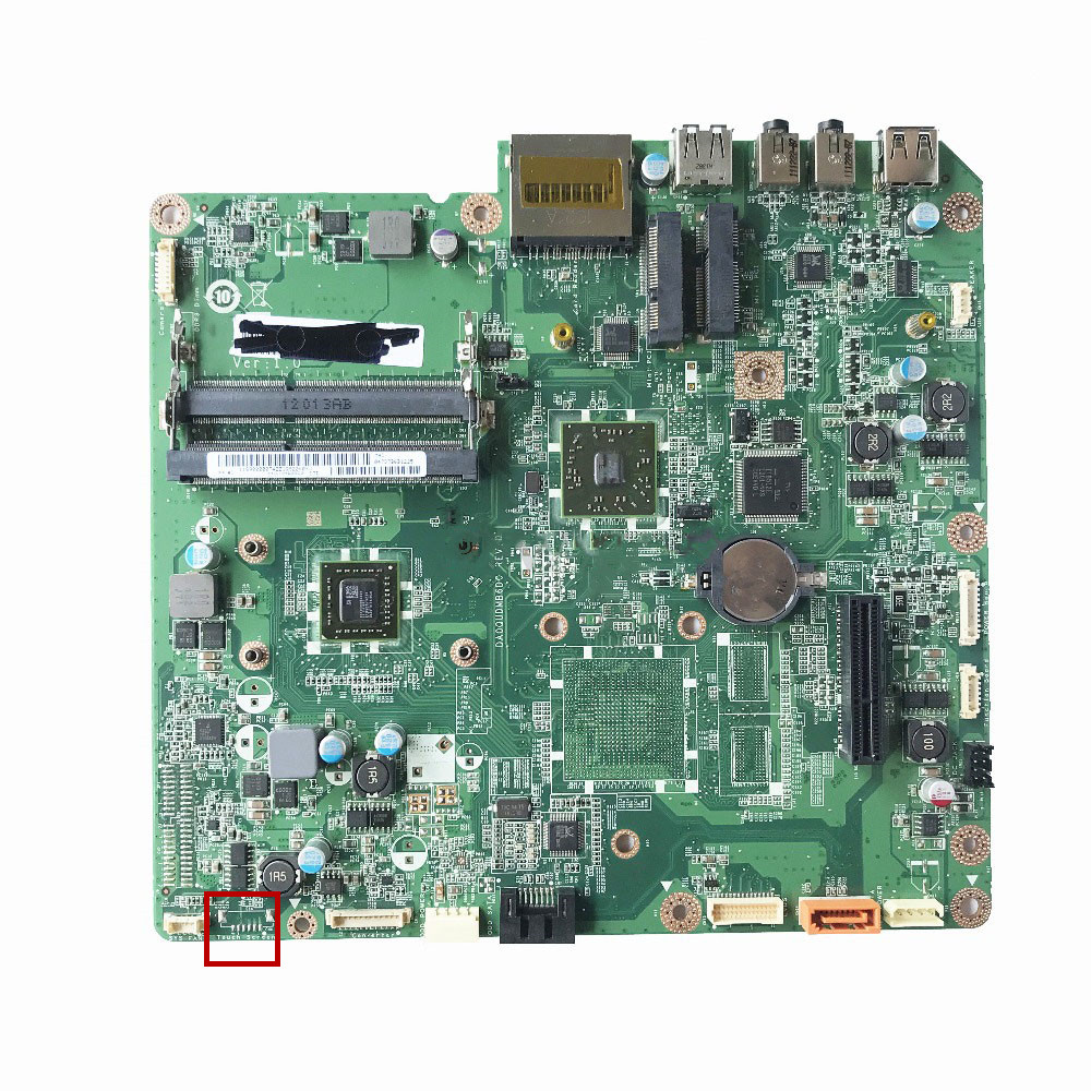 Excellent For Lenovo C225 AIO Motherboard mainboard DDR3 90000074 DA0QUDMB6D0 100 working
