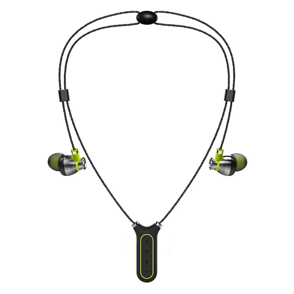 New Hot Multifunction Bluetooth Earphones Waterprof 16GB Headphone APP Control MP3 Player Sports Headset @JH