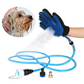 Pet Grooming Tools Pet shower artifact shower comb multifunctional pet cleaning gloves for Small Large Dogs