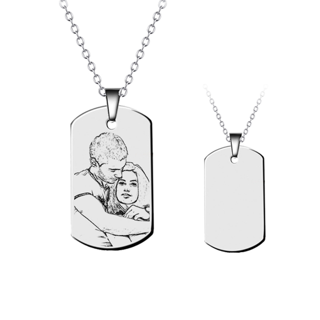 X0027 2017 yfn 925 sterling silver custom name photo necklace x0027 2017 yfn 925 sterling silver custom name photo necklace personalized engraved pendants necklaces fashion aloadofball Image collections