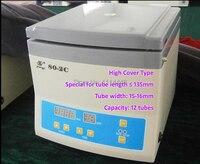 80-2c desktop elétrica digital medical lab centrifugador laboratório centrifugador 4000rpm ce 8x10 ml alta capa