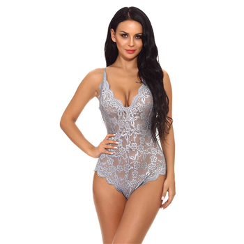 High Quality Lace Sexy Overall Feminino Beach Summer Jumpsuit