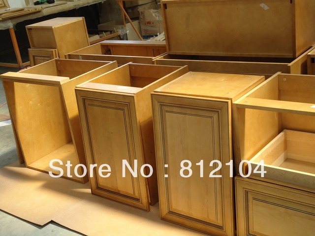 Vendita mobili da cucina in legno massello di rovere piani di lavoro tavoli sedie maniglie - Piani cucina in legno ...