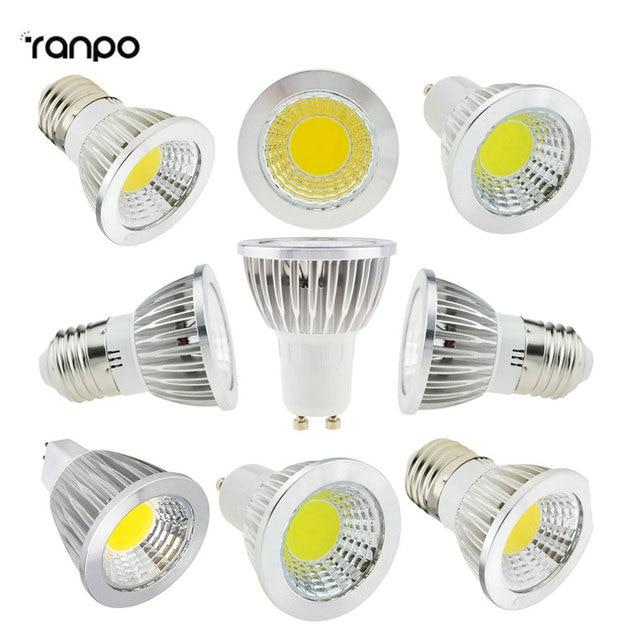 Aliexpress Buy 10PCS Lot Super Bright LED COB Spotlight Bulbs