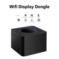 AV HDMI RJ45 2 4G 5G Wifi Display Dongle Q2 Wireless Screen Mirroring Adapter 1080P HDMI