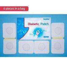 6pcs Natural Useful Neck Care Products Treatment Sugar Balan