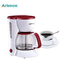 Ёмкостью песочных кофемашина чашек часов, эксплуатации простая виде кофеварка белого автоматическая