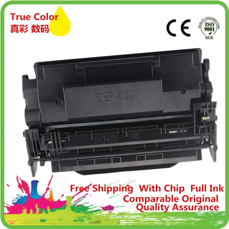 Compatible Toner Cartridge Replacement For HP CF287A 287A For HP Printer LaserJet Enterprise MFP M527 new arrivals hisaint hot compatible toner cartridge replacement for hp cc532a 304a yellow 1 pack special counter free shipping
