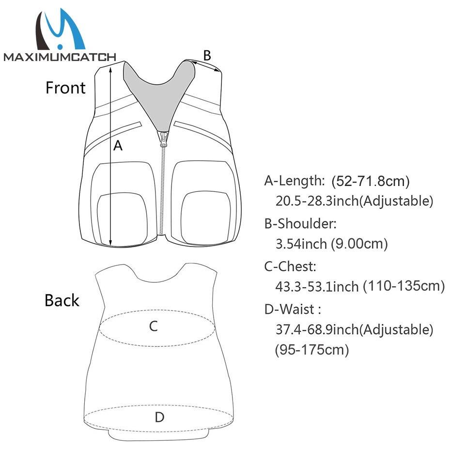 Maximumcatch Fly Balıqçılıq Vest Tənzimlənən Mutil Cib - Balıqçılıq - Fotoqrafiya 5