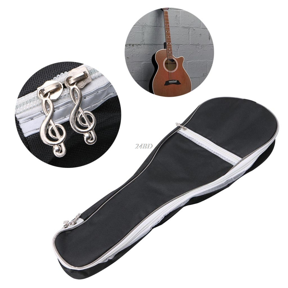 Padded Soft Case With Shoulder & Back Carry For Ukulele Bag Uke Gig J24