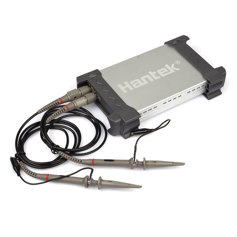 Hantek 6022BE PC-Based USB Digital Storag Oscilloscope 2Channels 20MHz 48MSa/s with Original Package осциллограф hantek 6022be usb storag 2channels 20 48msa s
