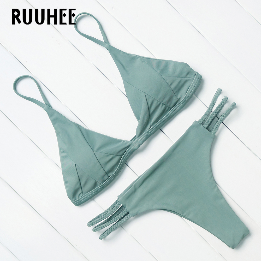 Yong Swim Store Bikini Set 2017 Sexy Brazilian Biquini Bathing Suit Swim Suit maillot de bain Beach Wear Swimwear Women Swimsuit