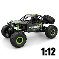 RC Car 1 12 4WD Machine On The Remote Control High Speed Vehicle 2 4Ghz Electric