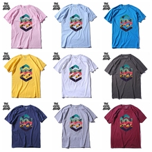 Casual Cool Loose Cotton Fabric T-Shirt