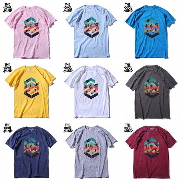 Summer Casual T-shirt 4